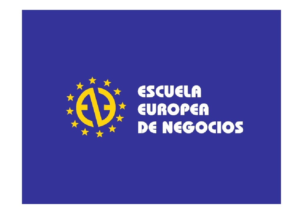 Main data     EEN, Escuela Europea de Negocios, established in 1986 by D. Jesús López Davalillo y López de la Torre, is on...