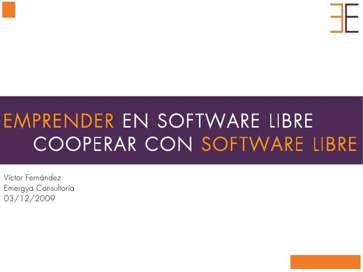 Emprender con Software Libre