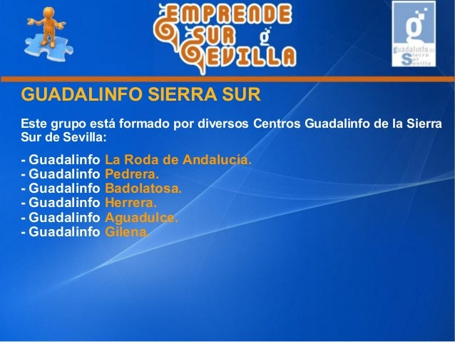 Presentacion EmprendeSur Sevilla