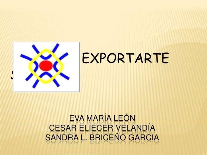 Presentacion Exportarte