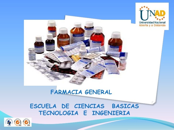 FARMACIA GENERAL<br />2010<br />