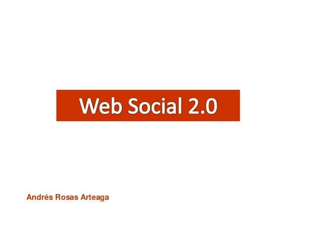 Presentacion final Web Social