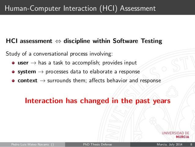 Computing msc dissertation