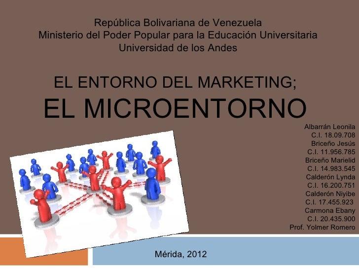 República Bolivariana de VenezuelaMinisterio del Poder Popular para la Educación Universitaria                 Universidad...