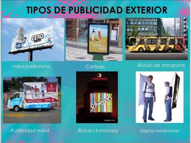 El Cine Y La Publicidad Exterior