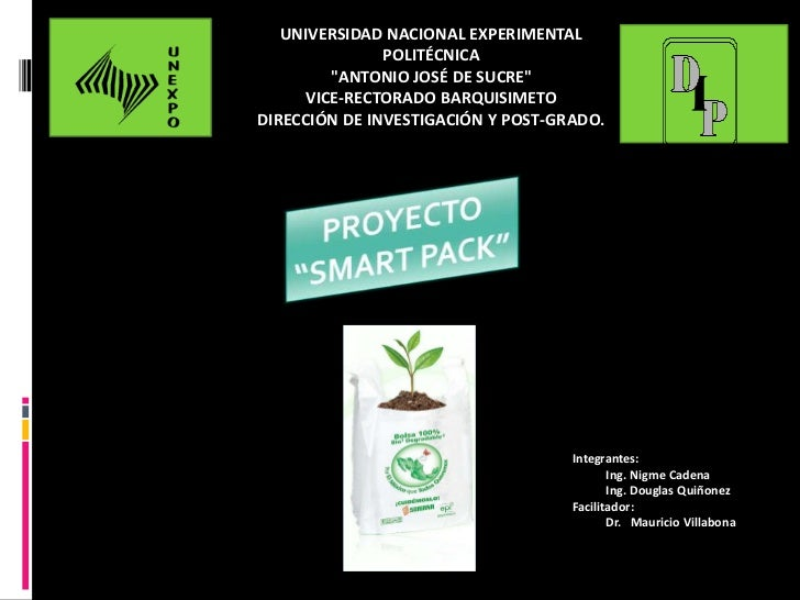 Presentacion final proyecto smart pack 000