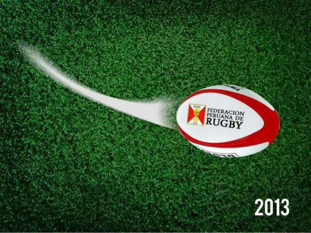 Presentacion Rugby 2013 (FPR)