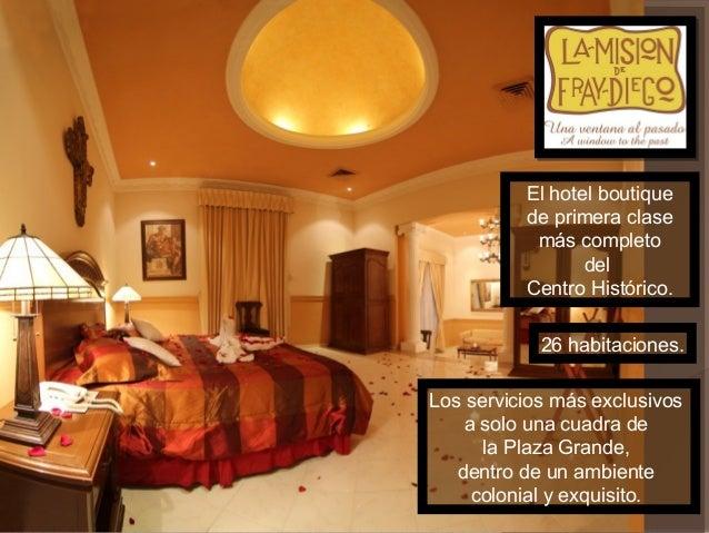 Hotel boutique LA MISION DE FRAY DIEGO Merida, Yucatan