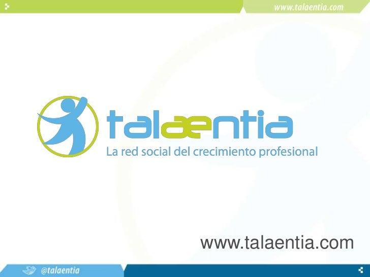 www.talaentia.com