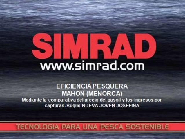 Estació La Mola (Menorca) , 3-4/11/11  Proyecto  NUEVO SISTEMA PARA LA REDUCCIÓN DEL IMPACTO DE LA PESCA DE ARRASTRE DE FO...