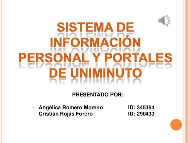 Aulas virtuales - Correos institucionales