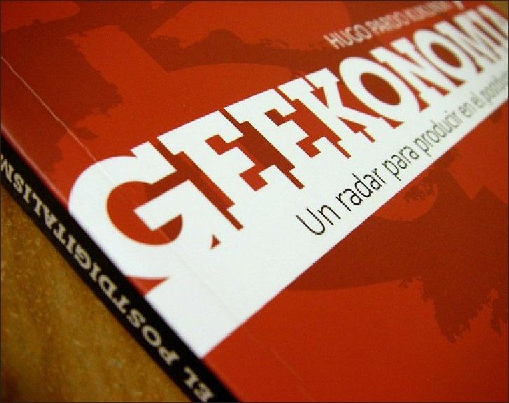 Presentacion libro Geekonomia