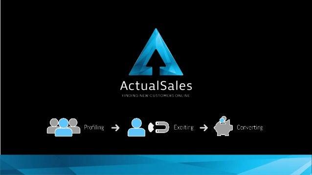 El Grupo ActualSales ActualSales Group es una empresa especializada en Webmarketing Performance. Oficinas en Lisboa, Barce...