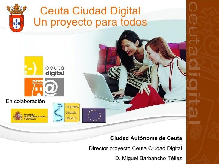 Presentacion Gobierno De Ceuta Puerto Rico 2009