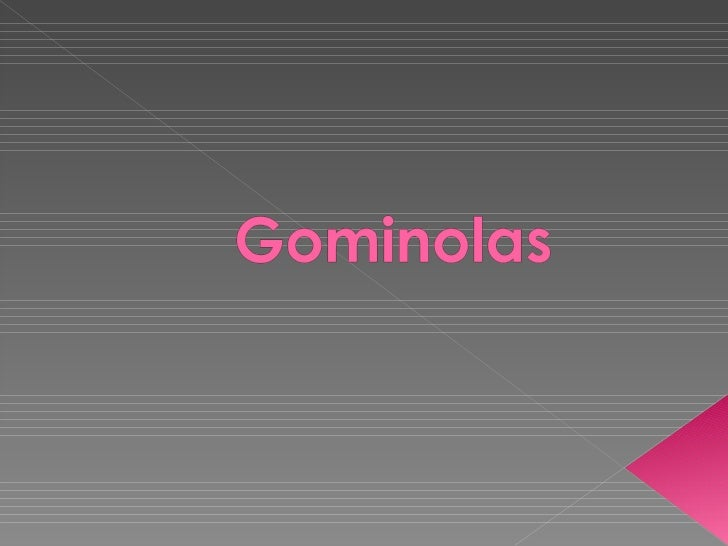 Presentacion gominolas