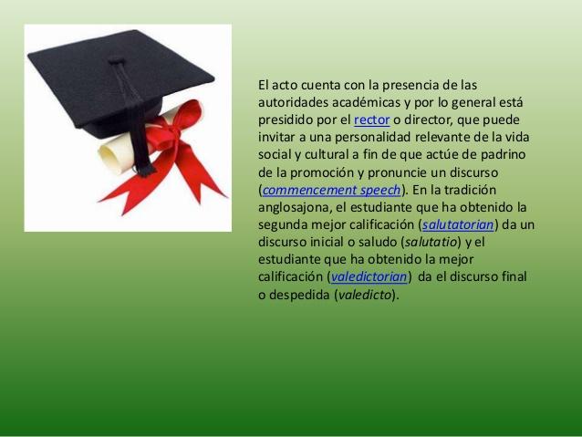 Presentacion!!! graduacion