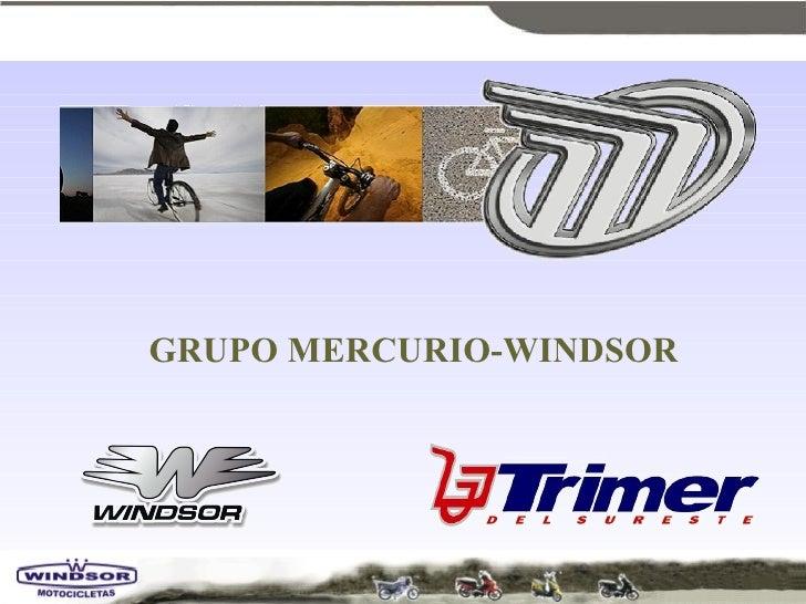 GRUPO MERCURIO-WINDSOR