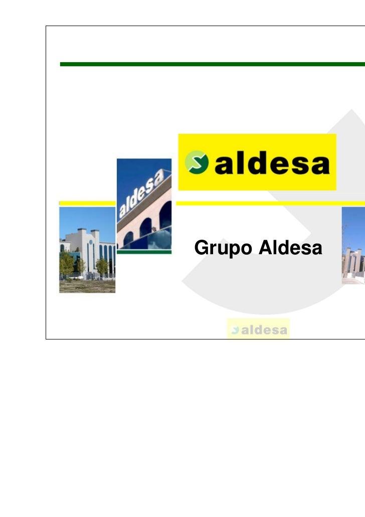 Grupo Aldesa