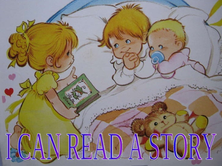 I CAN READ A STORY