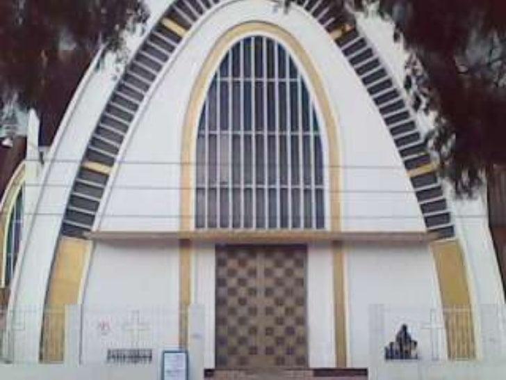 Presentacion iglesia el rosario