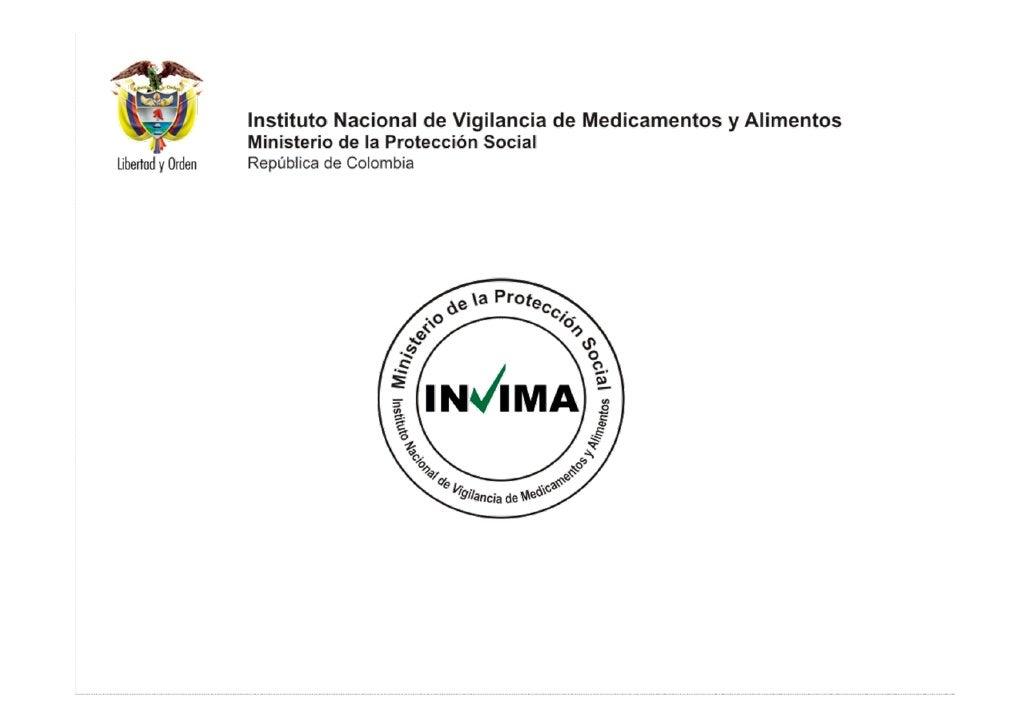 IMPLEMENTACION DE UN    PROGRAMA DE  FARMACOVIGILANCIA    INSTITUCIONAL