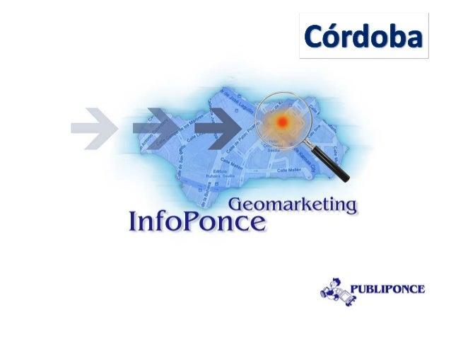 Presentacion info ponce  cordoba 2013