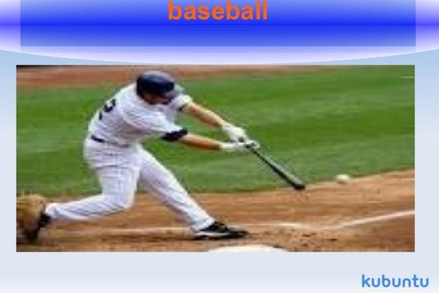 Presentacion ingles baseball antonio morales