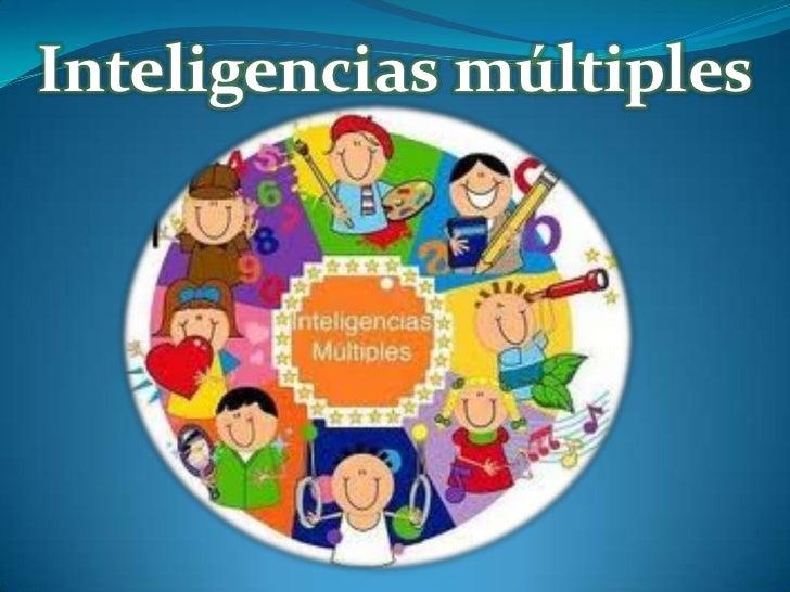 TEORÍA INTELIGENCIAS MÚLTIPLES.PPT