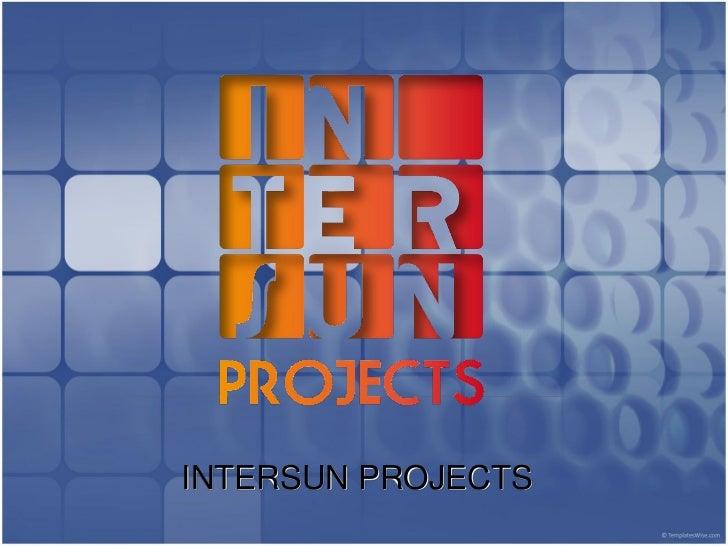 INTERSUN PROJECTS