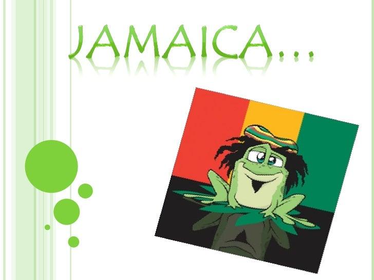 Presentacion jamaica