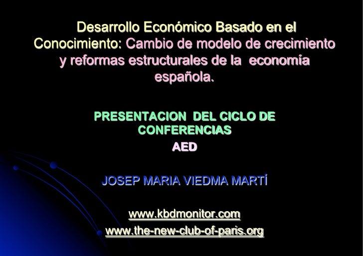 Crisis de la Economía Española