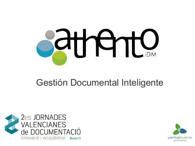 Gestión Documental Inteligente