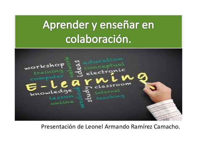 Presentación de Leonel Armando Ramírez Camacho.