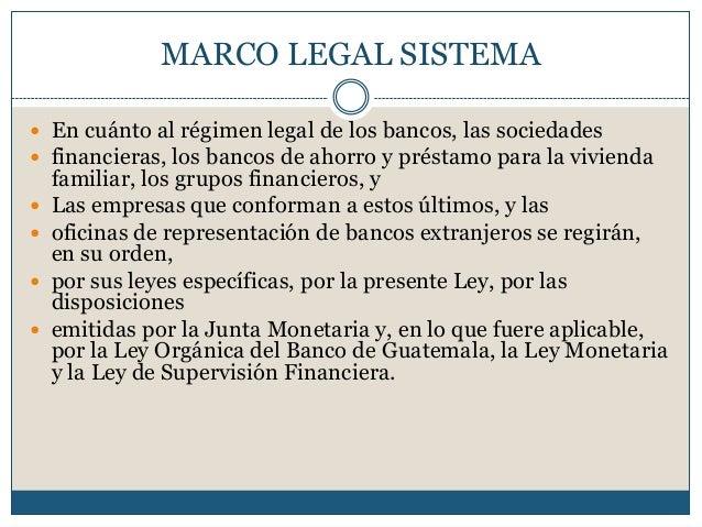 Ley de bancos y grupos financieros for Oficinas de banco financiero