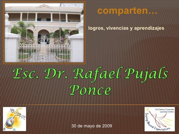 Presentacion Logros Cad Te C Mayo 2009 Centro 3