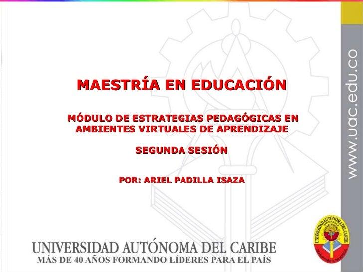 Presentacion maestria sesion2