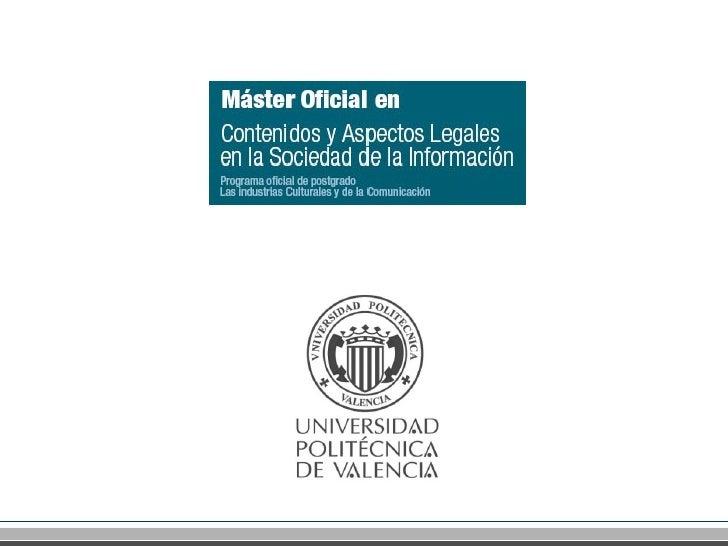 6ª edición   CALSI pretende incidir especialmente en la combinación e integración de Internet con las  técnicas tradiciona...