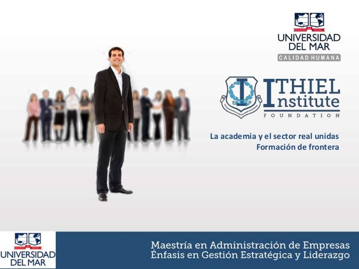 Presentacion MBA