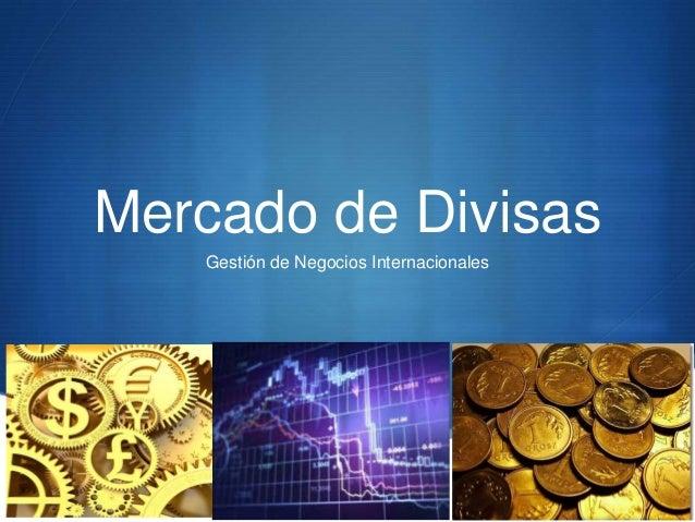 Mercado de divisas forex wikipedia