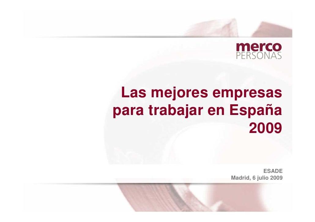Presentacion Mercopersonas 2009