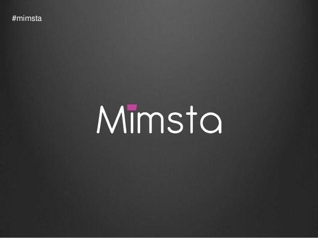 #mimsta