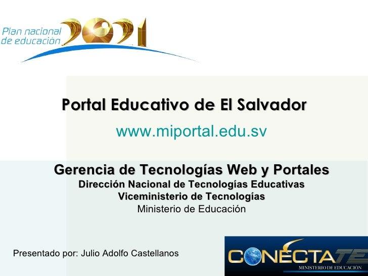 Presentacion Mi Portal24juniov2