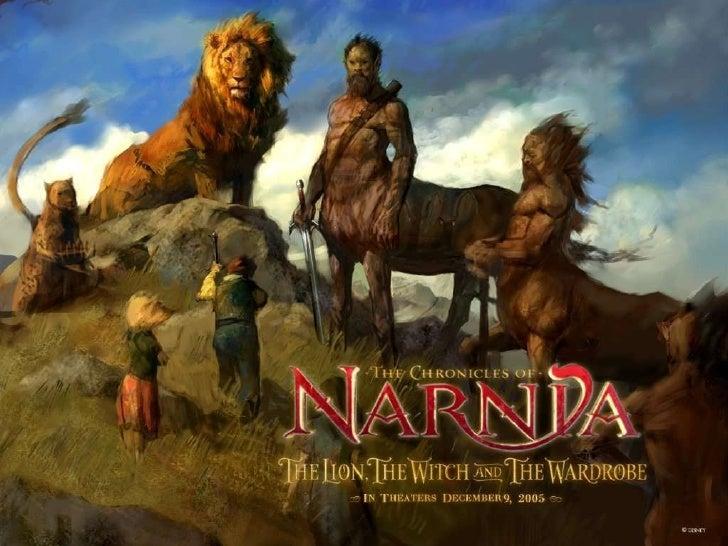 1 el leon la bruja y el ropero:
