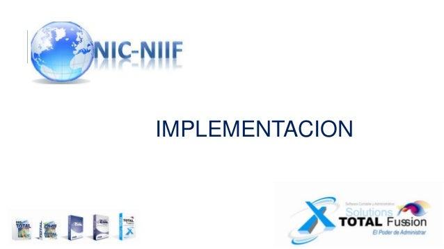 Ultima Presentacion DHS TOTAL Fussion con NIIF