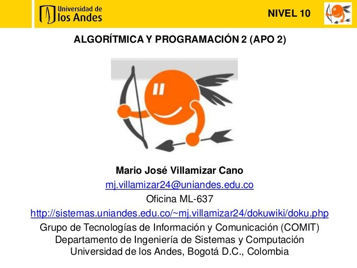 APO2 - Presentacion nivel 10