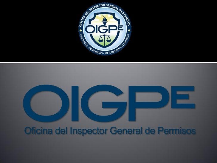 La Ley 161 de 1 de diciembre de 2009 creó el nuevo Sistema Integrado de Permisos (SIP) delGobierno de Puerto Rico. El SIP ...