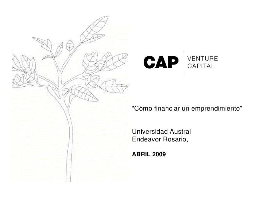 CAP: Venture Capital