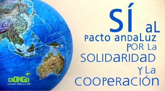 Has recibido una invitación, extensiva a todas laspersonas y colectivos que quieren una Andalucíaque apueste por la justic...