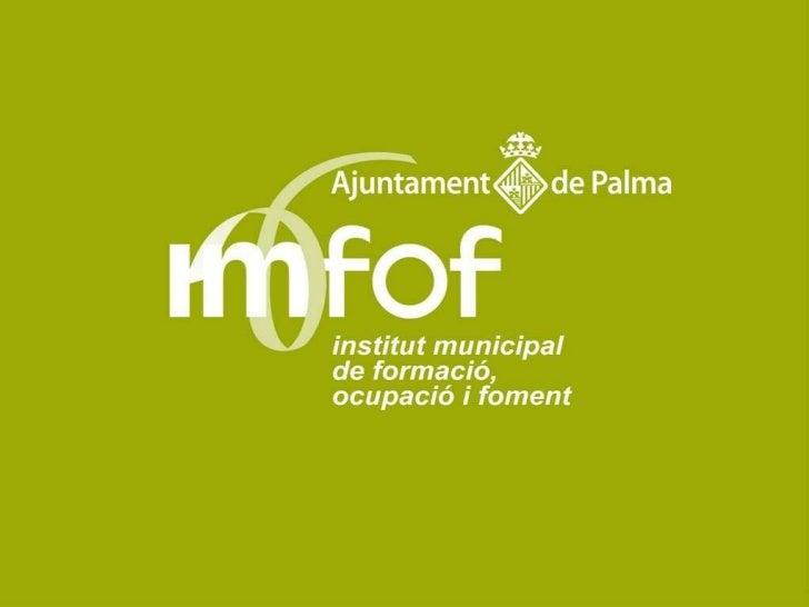 IMFOF Presentación comercio Palma Vintage