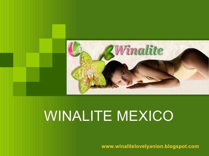 WINALITE MEXICO  www.winalitelovelyanion.blogspot.com